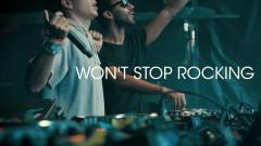 Won't Stop Rocking - R3hab, Headhunterz