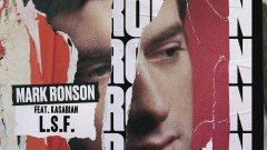 L.S.F. (Official Audio) - Mark Ronson, Kasabian