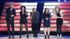 Money On My Mind (The Voice 2014) - DaNica Shirey, Elyjuh Rene, Luke Wade, Jean Kelley, Sugar Joans