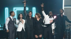 Tribute To Lionel Richie (Grammy Awards 2016) - John Legend, Demi Lovato, Luke Bryan, Meghan Trainor, Tyrese Gibson, Lionel Richie