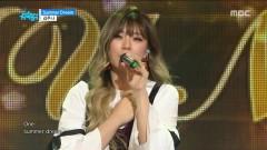 Summer Dream (161022 Music Core) - Kim Ju Na