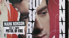 Pistol Of Fire (Official Audio) - Mark Ronson, D. Smith