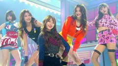 Taxi (161127 Inkigayo) - Sunny Girls