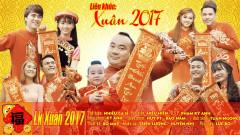 Liên Khúc Xuân 2017 - Hiếu Hiền, Dương Nhất Linh, Lê Trọng Hiếu, Cảnh Minh, Tùy Phong