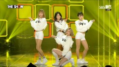 No.1 (161206 The Show) - HEYMISS