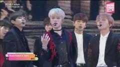 Blood Sweat & Tears (2016 MelOn Music Award) - BTS