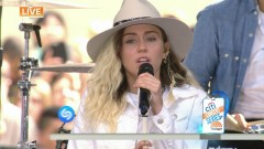 Malibu (Live The Today Show) - Miley Cyrus