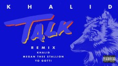Talk REMIX (Audio) - Khalid, Megan Thee Stallion, Yo Gotti