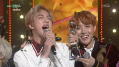 Today's Winner + Encore (161028 Music Bank) - BTS