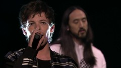 Just Hold On (Live The Tonight Show) - Steve Aoki, Louis Tomlinson