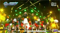TT (161117 M Countdown x 2016 MAMA Highlights) - TWICE