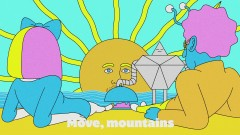 Mountains (Official Lyric Video) - LSD, Sia, Diplo, Labrinth