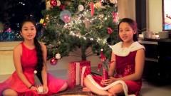 Noel Về - Bé Hà Vy , Bé Bùi Hà My
