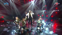 Daddy (1213 SBS Inkigayo) - PSY, CL