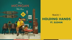 Holding Hands (Official Audio) - Quinn XCII, Elohim