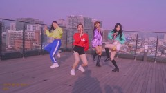 Girl Group's Flooded - Midnight, Hwang In Sun, Resonance Pole