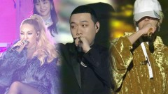 Rap Special (2016 SAF) - G-Dragon, CL, BewhY