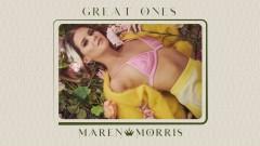 Great Ones (Audio) - Maren Morris
