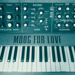 Moog For Love (EP)