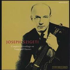 Joseph Szigeti