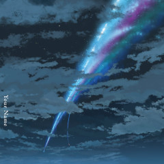 Your Name. (Kimi no Na wa.) - English edition - - RADWIMPS
