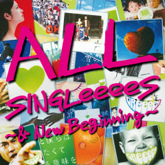 ALL SINGLeeeeS -& New Beginning- CD1 - GreeeeN
