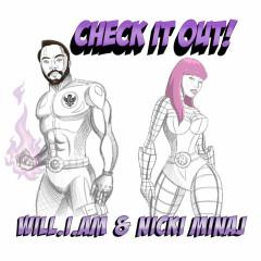 Check It Out (Single) - Will.i.am, Nicki Minaj, Cheryl