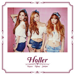 Holler (The 2nd Mini Album) -                                  Girls' Generation-TTS