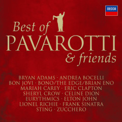 Best Of Pavarotti & Friends - The Duets - Luciano Pavarotti