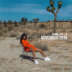November 2018 (EP) - Mila J