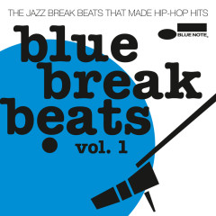 Blue Break Beats Vol. 1 - Various Artists
