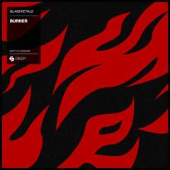 Burner (Single) - Glass Petals