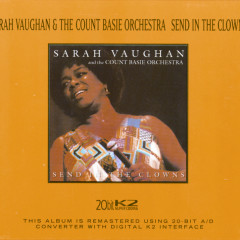 Send In The Clowns - Sarah Vaughan,Count Basie Orchestra