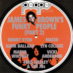 James Brown's Funky People Part 2 - Various Artists