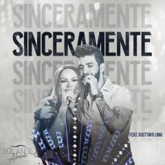 Sinceramente (Ao Vivo) - Solange Almeida,Gusttavo Lima