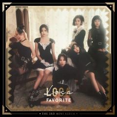 LOCA (EP) - Favorite