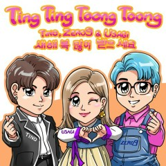 Ting Ting Toong Toong (Single) - Tino, Zero9, USAGI