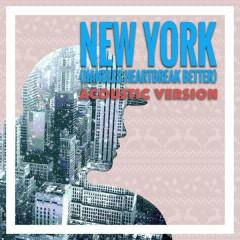 New York (Handles Heartbreak Better) (Acoustic Version) - Peg Parnevik