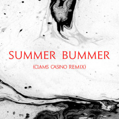 Summer Bummer (Clams Casino Remix) - Lana Del Rey, Clams Casino