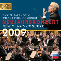 New Year's Concert 2009 - Wiener Philharmoniker,Daniel Barenboim
