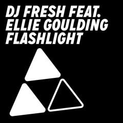 Flashlight (Remixes) - DJ Fresh,Ellie Goulding