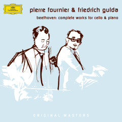 Beethoven: Complete Works for Cello and Piano - Pierre Fournier,Friedrich Gulda