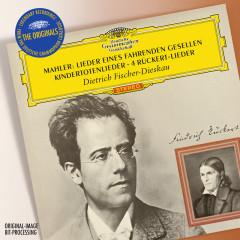 Mahler: Lieder eines fahrenden Gesellen; Kindertotenlieder; 4 Rückert-Lieder - Dietrich Fischer-Dieskau,Rafael Kubelik,Karl Böhm,Karl Engel