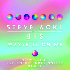 Waste It On Me (Steve Aoki The Bold Tender Sneeze Remix) - Steve Aoki,BTS