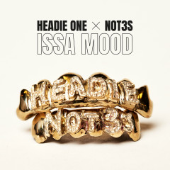 Issa Mood - Headie One, Not3s