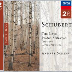 Schubert: The Late Piano Sonatas - András Schiff