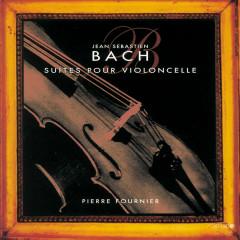 J.S. Bach: Integrale des Suites pour Violoncelle - Pierre Fournier