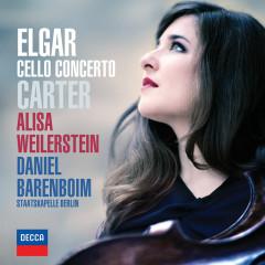 Elgar & Carter Cello Concertos - Alisa Weilerstein,Staatskapelle Berlin,Daniel Barenboim