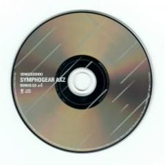 Senki Zesshou Symphogear AXZ BONUS CD #4