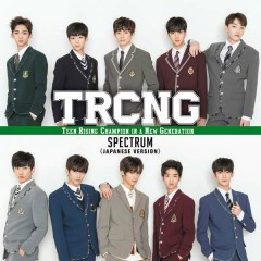 Spectrum (Japanese Ver.) (Single) - TRCNG